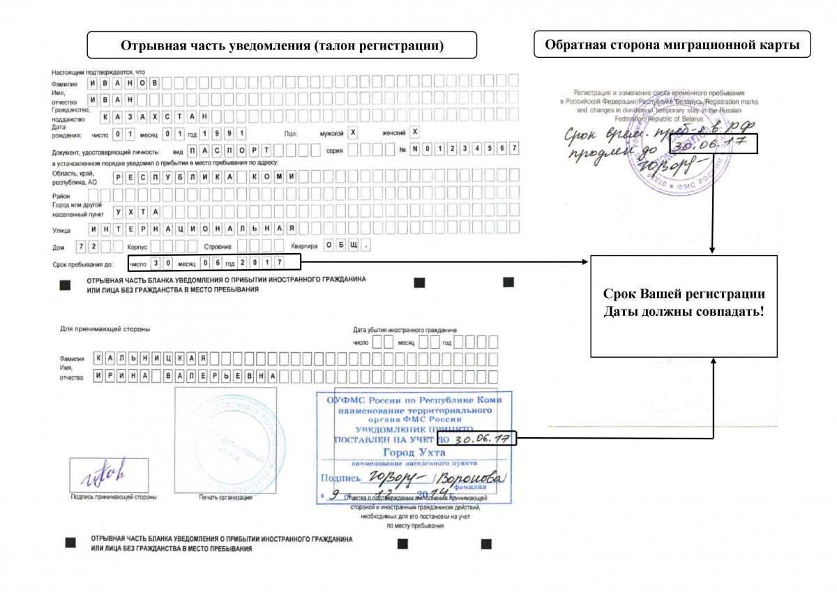 Фмс по миграционной учету медицинские книжки периодичность осмотра