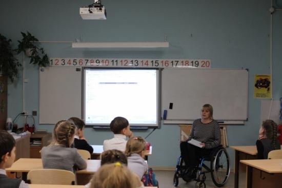 Лекции, тренинги по пониманию инвалидности